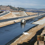 Cleaning Highway Under Construction