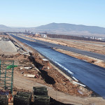 New highway construction