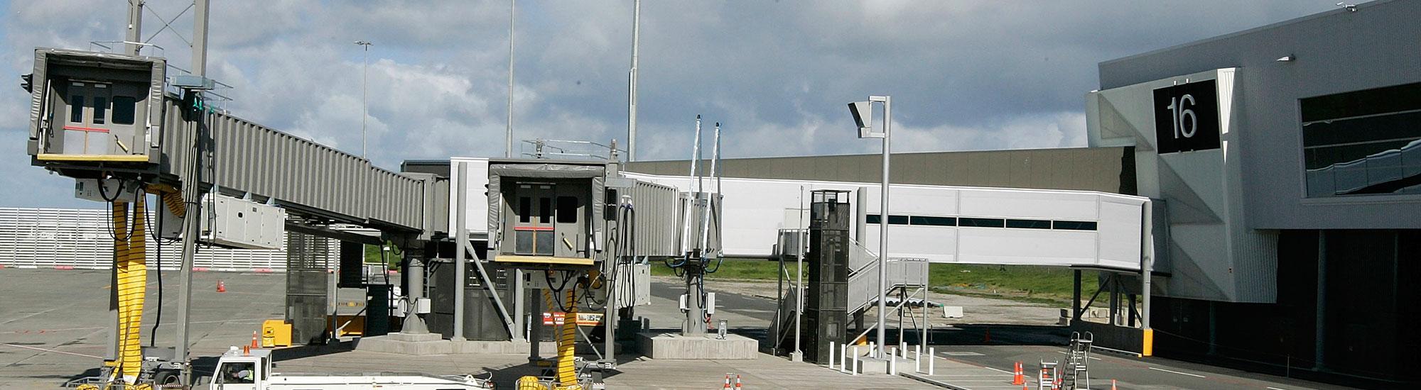 Airport Air Bridge