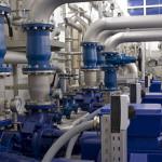 Fresh Water Pumping Station